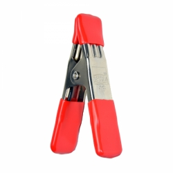Bessey Steel Spring Clamp - 1 in. Red
